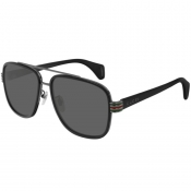 Gucci GG044S 001 Sunglasses Black
